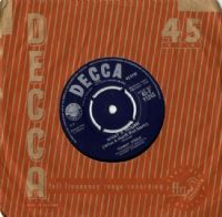 Tommy Steele - What A Mouth/Kookaburra (F 11245)